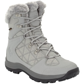 Jack Wolfskin Thunder Bay Texapore Sko Damer, light grey/grey